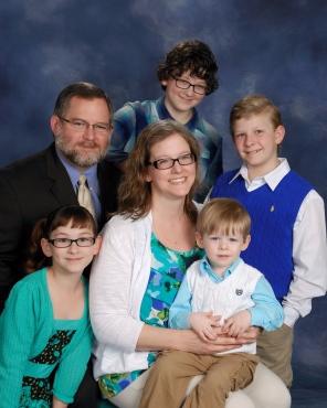 PERSONS, Ricky & Amy; Grace, Clay, Zoe, Josiah