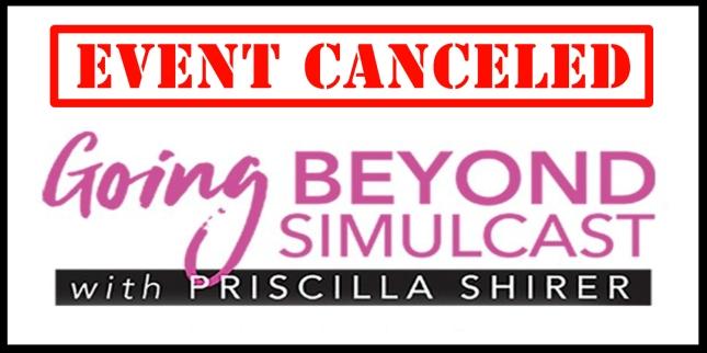 Simulcast Canceled Graphic